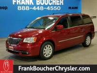 CERTIFIED PRE-OWNED 2014 CHRYSLER TOWN & COUNTRY TOURING FWD MINIVAN