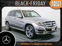 Certified Pre-Owned 2015 Mercedes-Benz GLK 350