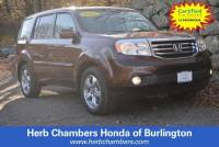 Certified Pre-Owned 2015 Honda Pilot EX-L AWD SUV in Burlington, MA