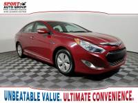 Pre-Owned 2014 Hyundai Sonata Hybrid Base FWD 4D Sedan