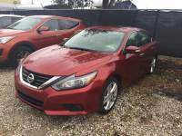 Pre-Owned 2016 Nissan Altima 3.5 SL FWD 4D Sedan