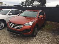 Pre-Owned 2016 Hyundai Santa Fe Sport 2.4 Base FWD 4D Sport Utility