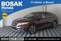 Pre-Owned 2015 Honda Crosstour EX-L 4WD