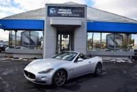 2011 Maserati GranTurismo Base 2dr Convertible