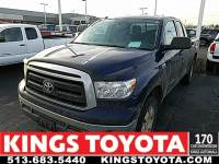 Used 2011 Toyota Tundra Grade Truck Double Cab in Cincinnati, OH