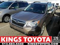 Used 2014 Subaru Forester 2.5i Touring Sport Utility in Cincinnati, OH