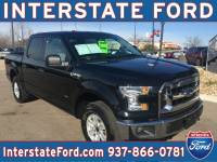 Used 2017 Ford F-150 XLT Truck EcoBoost V6 GTDi DOHC 24V Twin Turbocharged in Miamisburg, OH