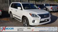 Pre-Owned 2015 Lexus LX 570 4WD