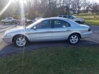 2002 Mercury Sable LS Premium 4dr Sedan