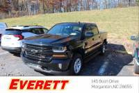 Certified Pre-Owned 2017 Chevrolet Silverado 1500 LT Crew Cab Z71 4x4 4WD