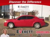 Used 2013 Dodge Avenger SE Sedan For Sale Springdale AR