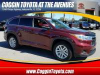 Pre-Owned 2016 Toyota Highlander LE SUV Front-wheel Drive in Jacksonville FL