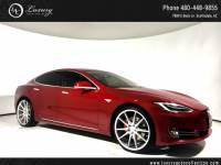 2016 Tesla Model S P90D | Custom Wheels | Autopilot | Smart Suspension | 17 15 With Navigation