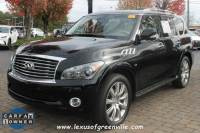 Pre-Owned 2014 INFINITI QX80 SUV in Greenville SC
