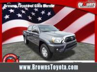 2013 Toyota Tacoma DBL CAB 4WD V6 AT 4WD Double Cab V6 AT in Glen Burnie