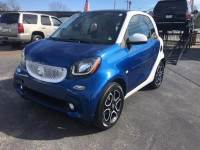 2016 Smart fortwo 2dr Cpe