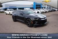 Certified Pre-Owned 2017 Chevrolet Camaro 2dr Cpe SS w/2SS RWD 2dr Car