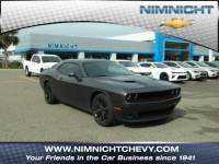 Pre-Owned 2016 Dodge Challenger 2dr Cpe R/T Plus RWD 2dr Car