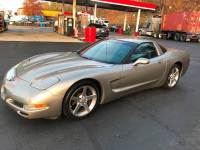 2001 Chevrolet Corvette 2dr Coupe