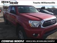 2013 Toyota Tacoma SR5 Truck Access Cab For Sale - Serving Amherst