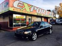 2010 Mercedes-Benz C-Class AWD C 300 Sport 4MATIC 4dr Sedan