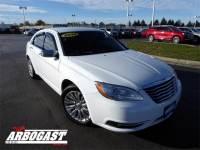Pre-Owned 2012 Chrysler 200 Limited FWD 4D Sedan