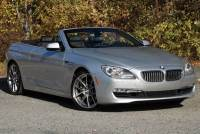 2012 BMW 6 Series 650i 2dr Convertible