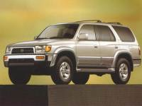 Used 1998 Toyota 4Runner 4dr Limited 3.4L Auto SUV in Charlotte