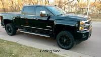 2016 Chevrolet Silverado 2500HD 4x4 High Country 4dr Crew Cab SB