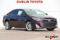 Certified Pre-Owned 2015 Toyota Avalon XLE Touring Sedan in Dublin, CA