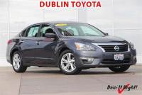 Used 2013 Nissan Altima 2.5 SV Sedan in Dublin, CA