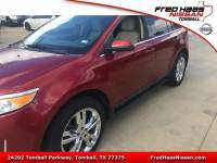 2013 Ford Edge SUV Front-wheel Drive SEL