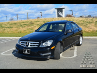 2012 Mercedes-Benz C300 4Matic Amg Sport Package