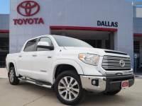 2016 Toyota Tundra Limited Truck CrewMax 4x4