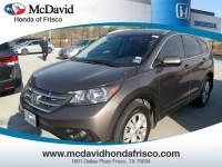 2014 Honda CR-V EX-L FWD SUV