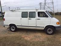 2002 Dodge Ram Cargo 1500 3dr Cargo Van