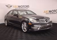 2012 Mercedes-Benz C-Class C 250 Sport Navigation,Camera,Push Start,Heated Seats