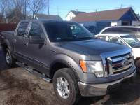 2010 Ford F-150 4x4 XLT 4dr SuperCrew Styleside 5.5 ft. SB