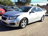 2015 Chevrolet Cruze 1LT Auto 4dr Sedan w/1SD