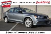 Certified Pre-Owned 2015 Volkswagen Jetta 1.8T SE FWD Sedan