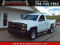 2014 Chevrolet Silverado 1500 Work Truck 1WT Regular Cab 2WD
