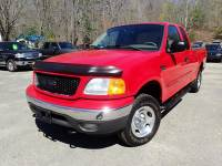 2004 Ford F-150 Heritage Supercab 139' XLT 4WD
