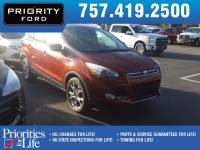 Used 2014 Ford Escape Titanium SUV I-4 cyl For Sale at Priority