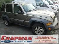 2005 Jeep Liberty Sport SUV 4-Cylinder Turbocharged