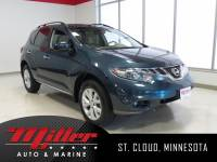 Certified Pre-Owned 2014 Nissan Murano SL AWD