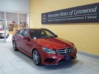 Certified Pre-Owned 2014 Mercedes-Benz E 550 Sport 4MATIC®