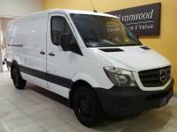 Pre-Owned 2016 Mercedes-Benz Sprinter Worker Cargo Van