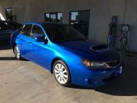 2008 Subaru Impreza WRX Sedan in Chico