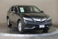 Certified Pre-Owned 2016 Acura RDX AWD with Technology Package Sport Utility