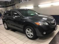 Certified Pre-Owned 2014 Acura RDX with Technology Package Sport Utility